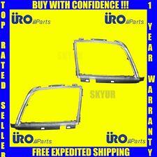 URO Mercedes Benz W129 Sl320 SL500 SL600 Headlight Door Set / Left & Right NEW