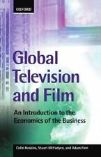 Global Television and Film: An Introduction to the Economics of the-ExLibrary
