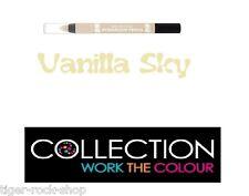 Collection 2000 Work The Colour Eyeshadow Pencil Crayon Vanilla Sky 1