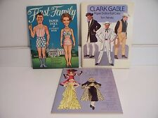 Collection Of Cut-Out Paper Dolls