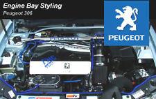 PEUGOET 306 ENGINE STYLING,POLISHED ENGINE COVERS,BATTERY.BADASS PERFORMANCE