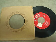 GOLDIE HILL- WHAT'S HAPPENED TO US/ YANKEE, GO HOME  45 RPM LP