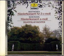 Svjatoslav Richter pianoforte concerti (Beethoven/Schumann) DGG