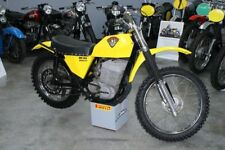 1972-1973 MAICO 501 SQUARE BARREL MAICO ONLY PFR PERFORMANCE PIPE & SILENCER