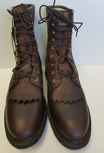 New Men's Ariat 10002421 Cascade lace up Soft toe  Work Boot