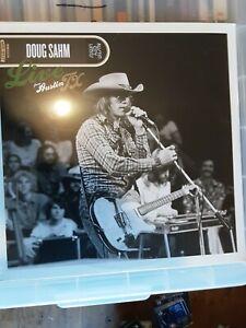 DOUG SAHM LIVE FROM AUSTIN TX 2 X 180G LP VINYL SEALED