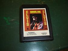Elvis Presley – BURNING LOVE 1972 Vintage 8-track Tape Camden Tape C8S-1216