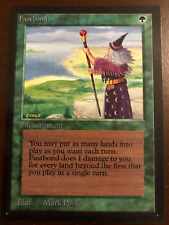 FASTBOND Collector's Edition Magic the Gathering MTG Old School CE 93/94 MINT