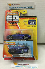 Aston Martin DBS Volante #12 * BLUE * Matchbox 60th * N172