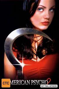 American Psycho 2 - New/Unsealed - DVD Region 4 AUS Free Postage - Thriller