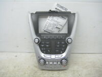 2012 2013 2014 2015 Chevrolet Equinox Radio Control Panel 23450896 OEM