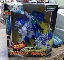 Transformers Beast Wars Transmetals 2 - TIGERHAWK - FACTORY Sealed - 1999 MISB