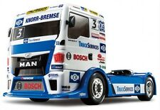 1 14 RC Tamiya Tt01e Team Hahn Man TGS Racing Truck. 58632