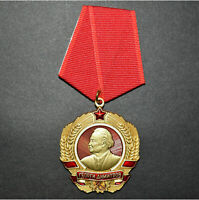 ORDER OF GEORGI DIMITROV BULGARIA 1950 SOCIALISM COMMUNISM HIGHEST AWARD MEDAL