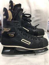 Senior Adult Size 10 Bauer Supreme 1000 Ice Hockey Skates