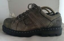 Mens Dr. Martens Air Wair Buckle Casual Shoes Size 10.5 Color: Distressed Black