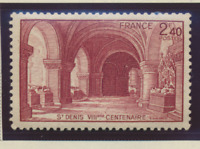 France Stamp Scott #498, Mint Hinged