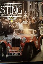 Chicago Sting 1981 Official Yearbook