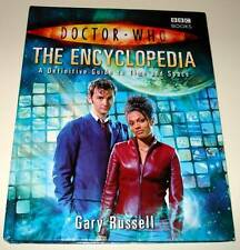 DOCTOR WHO : The ENCYCLOPEDIA BBC Hardback Book 2007 Gary Russell  Ex. Condition