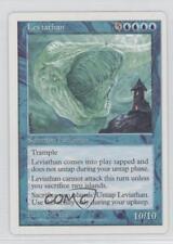 1997 Magic: The Gathering - Core Set: 5th Edition #NoN Leviathan Magic Card 1m3