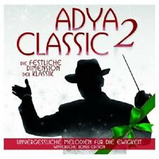 ADYA - CLASSIC 2  CD POP INTERNATIONAL KLASSIK NEU