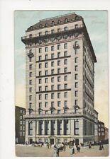 Traders Bank Toronto Canada 1908 Postcard 420a
