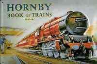 Hornby Book Of Trains 1937-38 embossed steel sign 300mm x 200mm (hi)