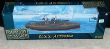 2004 Gearbox Military Classics U.S.S. Arizona BB-39 WWII Battle Ship 1-700 Scale