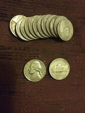 Key date 1950-D 5C Jefferson Nickel