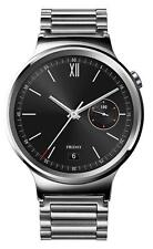Huawei Watch 42mm Stainless Steel Case Stainless Steel Link Bracelet