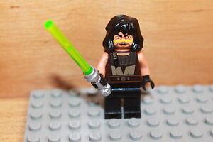Lego Star Wars - Jedi Ritter Quinlan Voss mit Laser Schwert aus Set 7964