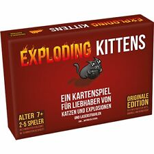 Asmodee Exploding Kittens, Kartenspiel