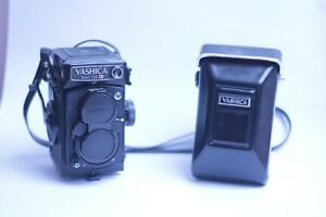 Yashica Mat 124g film tested.