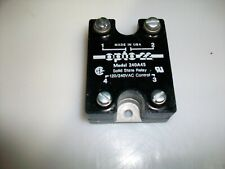 OPTO 22  45 AMP 240 V. Ac. SOLID STATE RELAY     120-240 V. Ac. CONTROL