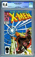 Uncanny X-Men #221 (1987)Marvel Comics CGC NM 9.4 1st Appearance Mr. Sinister!