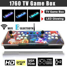 1760 in 1 Games Home Arcade Console Bluetooth Wifi 4K TV Game Box Gamepad