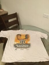 DE LA HOYA VS Sturm Hopkins Vs Allen T Shirt MGM Grand 2004 Collision Course 2XL