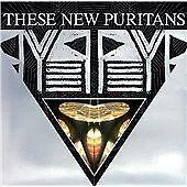 THESE NEW PURITANS - BEAT PYRAMID          CD Album    (2008)