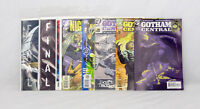 Lot of 7 DC Comics Gotham Central Nightwing Final Crisis