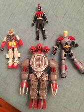 Bandai Gundam Heavy arms, Kamen Rider Kabuto, Marvel Antman, Exo Squad suit LOT