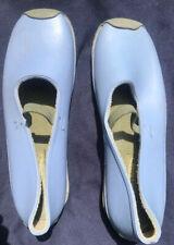 Smith & Hawken Gardening Rubber Shoes Blue Slip On Size 10 EUC