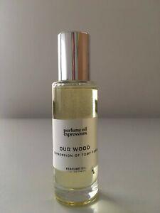 Oud Wood Tom Ford Perfume Oil Impression 30ml Alcohol-Free