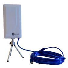 Antena WiFi USB Cable 10 metros Soporte tripode metalico Wonect N89A Exterior nw