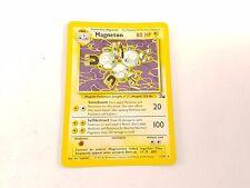 Pokemon TCG Card Magneton Fossil 11/62 Fossil Rare Holo