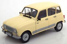 1:18 Solido Renault 4L GTL 1984 creme