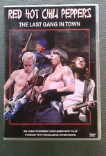 Red Hot Chili Peppers - The Last Gang In Town (DVD, 2003)
