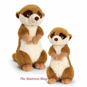 ~❤️~MEERKAT small 22cm and medium 30cms soft Toy Stuffed by Korimco Keeleco~❤️~