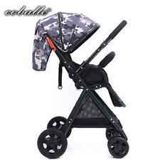 Coballe High Landscape Baby Stroller ultra-light four-wheel shock absorber