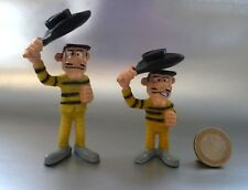 FIGURINE ANCIENNE DARGAUD SCHLEICH / LUCKY LUKE / DALTON