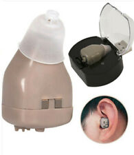 In Ear Personal Tone Digital Hearing Aids CIC Rechargeable Sound Amplifier